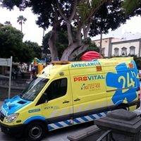 PROVITAL - Emergencias Sanitarias
