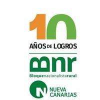 Bloque Nacionalista Rural - Nueva Canarias
