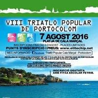 Triatló Popular Cala Marçal - Portocolom