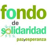 """Fondo de Solidaridad """"Paz y Esperanza"""""""