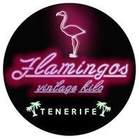 Flamingos Vintage Kilo Tenerife