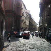 Via Mezzocannone 145 Napoli