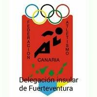 Delegación de Atletismo de Fuerteventura
