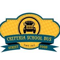 Creperia School Bus