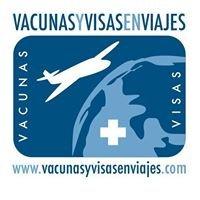 Vacunas y Visas Para Viajes Internacionales