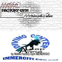 Palestra Momo Factory Gym Mendrisio