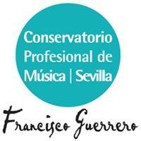 """Conservatorio Profesional de Música """"Francisco Guerrero"""" de Sevilla"""