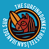 The Surfing Donkey