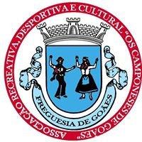 """Associação Recreativa, Desportiva e Cultural """"Os Camponeses de Goães"""""""