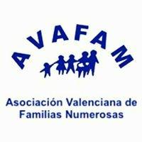 Avafam - Asociación Valenciana de Familias Numerosas