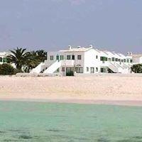 Encantador Apartamento Sobre La Playa
