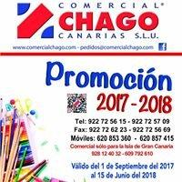 Comercial Chago
