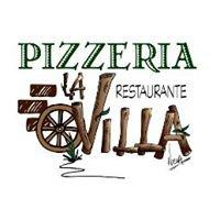 Pizzería La Villa / Rita Enma Hdez Callero