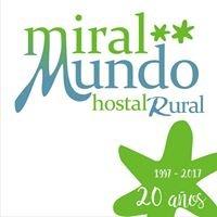Miralmundo Hostal Rural ** AYNA