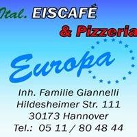 Ital. Eiscafé & Pizzeria Europa