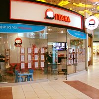 Salon Firmowy Itaka CH Auchan