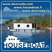 Houseboat.fi - Domvoda.com