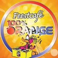 100% Orange Feestcafe