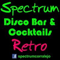 Spectrum Retro Disco Bar