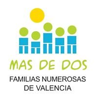 MAS DE DOS Familias Numerosas de Valencia