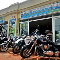 Moto Bike Lanzarote Motorradvermietung