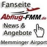 Abflug Flughafen Memmingen FMM Allgäu Airport Reiseservice +  Infos
