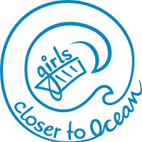 Girls closer to Ocean
