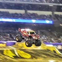 Monster Super Motorcross - Anaheim Stadium