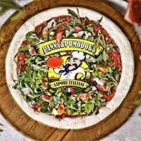 Bases Pizza Panna & Pomodoro