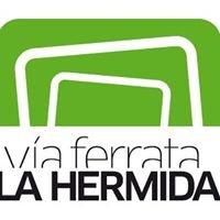 Ferrata La Hermida