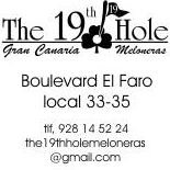 The 19th Hole Meloneras - Boulevard El Faro
