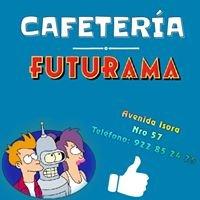 Cafetería Futurama