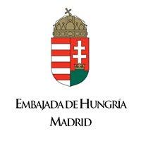 Embajada de Hungría en Madrid // Magyarország Nagykövetsége, Madrid