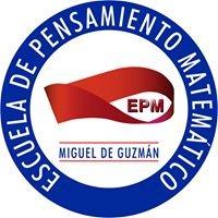 Escuela de Pensamiento Matemático Miguel de Guzmán
