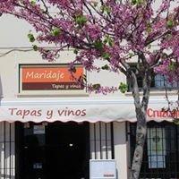 Maridaje Tapas y Vinos