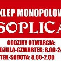 Soplica Boro sklep monopolowy