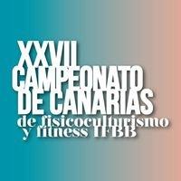 XXVII Campeonato De Canarias De Fisioculturismo Y Fitness
