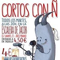 """Festival de cortometrajes """"Cortos con Ñ""""."""