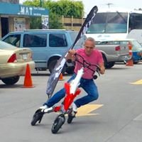 Trikke Querétaro