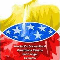 """Asociación Sociocultural Venezolano Canaria """"Salto Ángel"""" (La Palma)"""