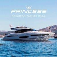 Princess Yachts Ibiza