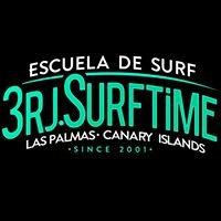 3RJ Surf Time