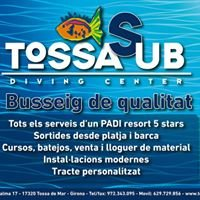 TOSSASUB DIVING CENTER