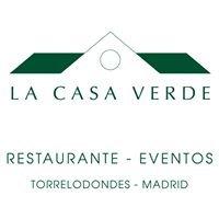 La Casa Verde (Restaurante - Eventos)