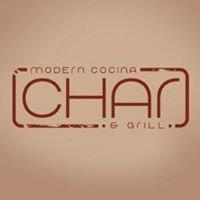 CHAR modern cocina & grill.