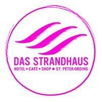 """Hotel """"Das Strandhaus"""" am Strand von St. Peter-Ording"""