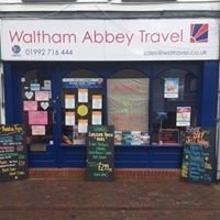 Waltham Abbey Travel - Your local Independent Travel Agency.