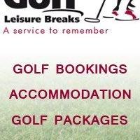 Golf Leisure Breaks