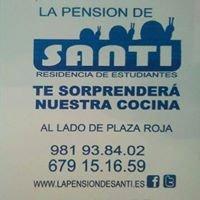 La Residencia de Santi