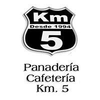Km. 5 Panadería Cafetería